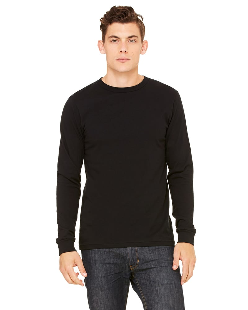 Bella+Canvas 3500 - Men's Thermal Long-Sleeve T-Shirt