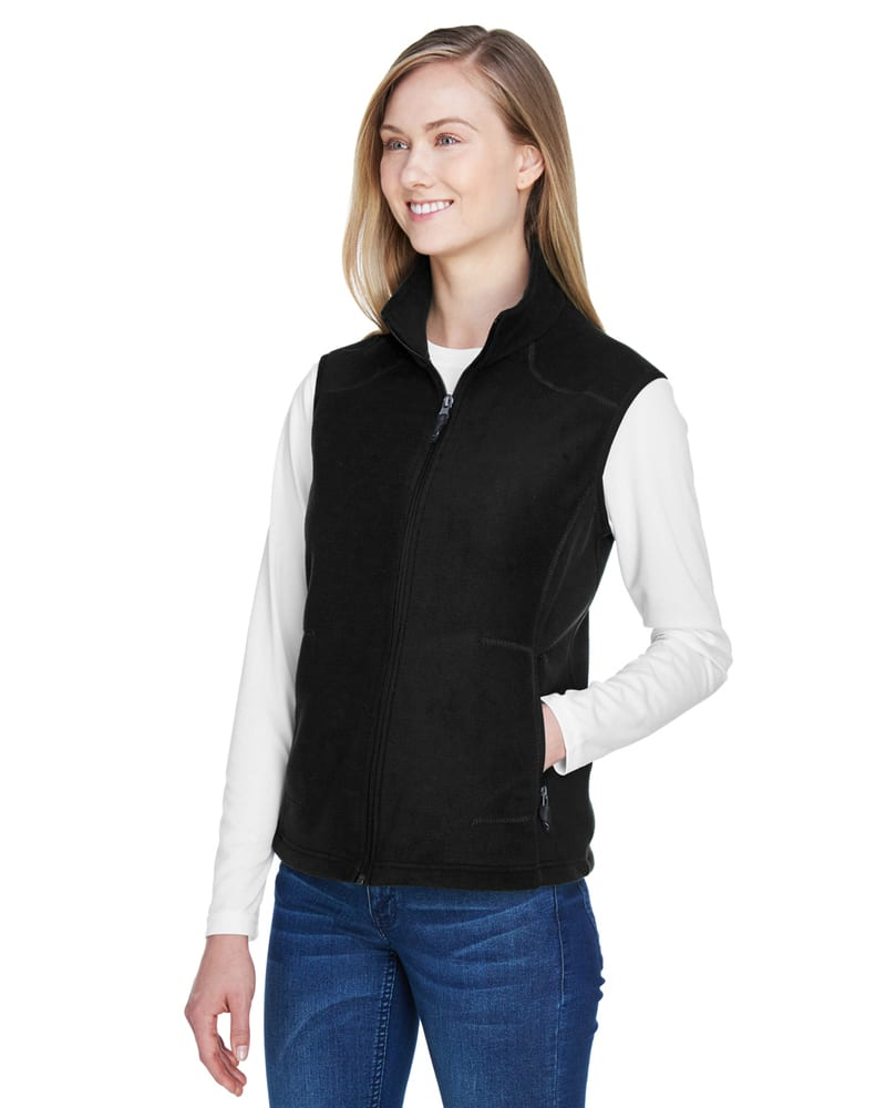 Ash City North End 78173 - Voyage Ladies' Fleece Vest