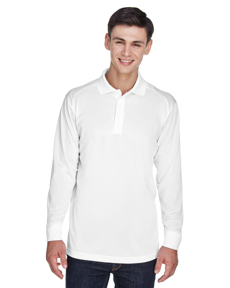 Ash City Extreme 85111 - Armour Mens'Eperformance™ Snag Protection Long Sleeve Polo