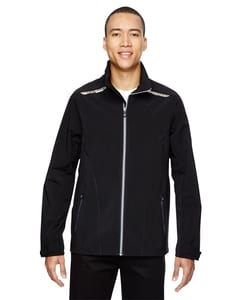 Ash City North End 88693 - Excursion Mens Soft Shell Jacket With Laser Stitch Accents