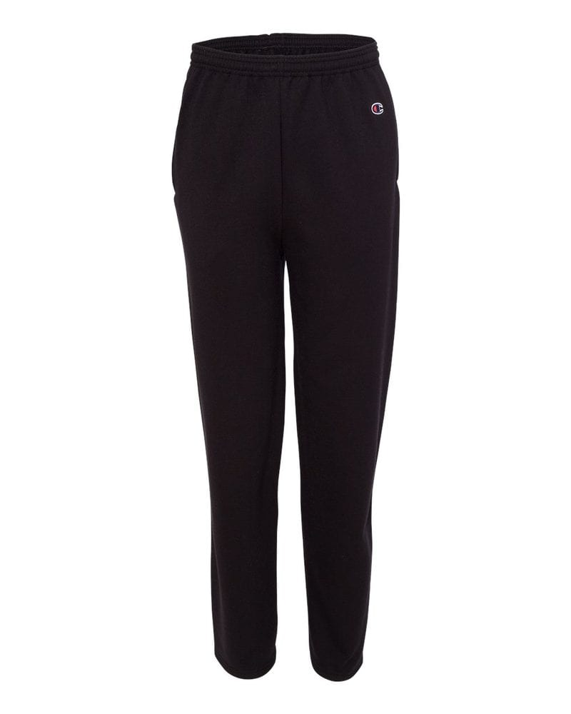 Champion P800 - Eco Open Bottom Sweatpants with Pockets