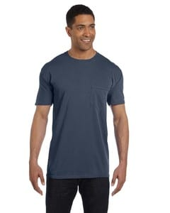 Comfort Colors 6030 - Garment Dyed Short Sleeve Shirt with a Pocket