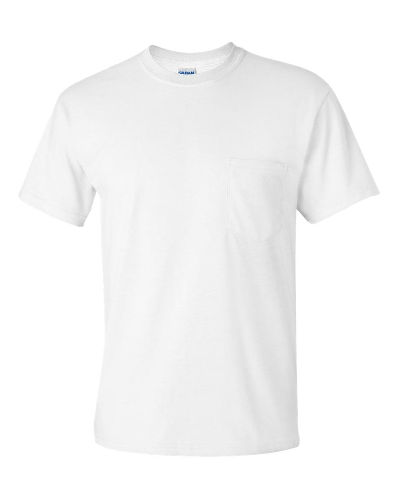Gildan 2300 - Ultra Cotton™ T-Shirt with a Pocket