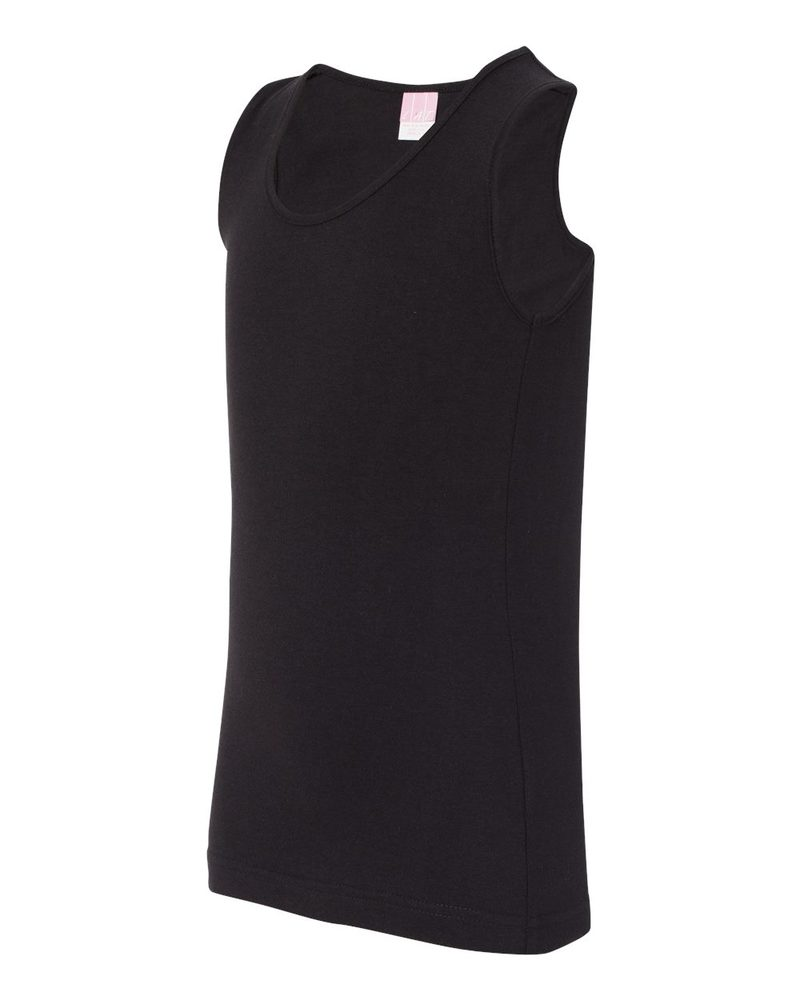 LAT 2690 - Girls' Fine Jersey Tank Top