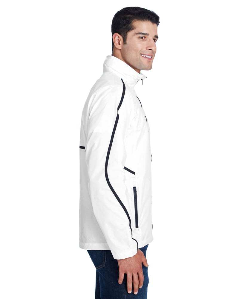 Team 365 TT70 - Conquest Jacket with Mesh Lining