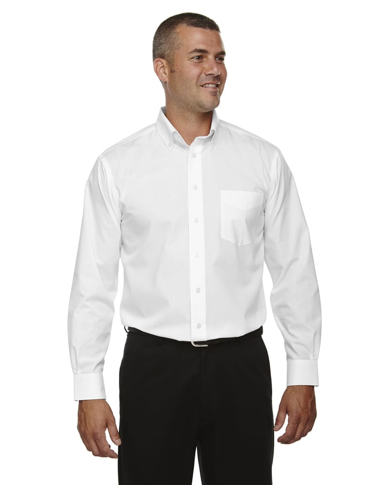 Devon & Jones D620T - Men's Tall Crown Collection™ Solid Long-Sleeve Broadcloth