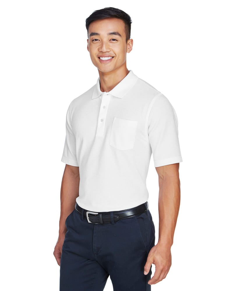 Devon & Jones DG150P - Men's DRYTEC20™ Performance Pocket Polo
