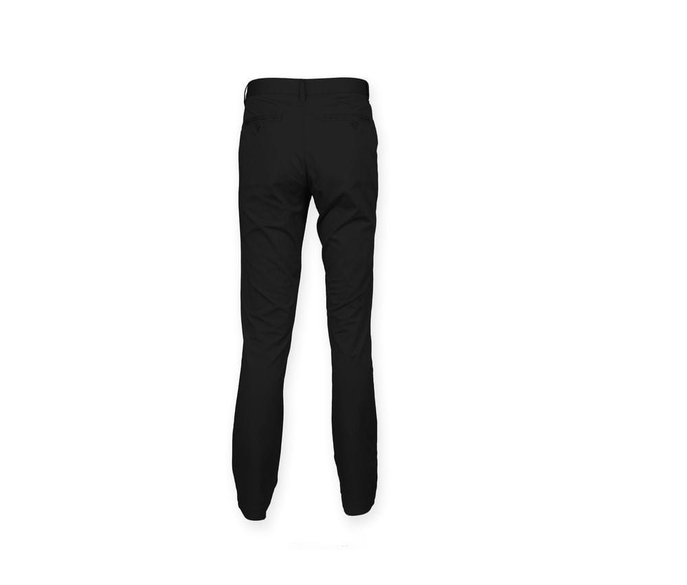 Front Row FR621 - Pantalon chino stretch homme