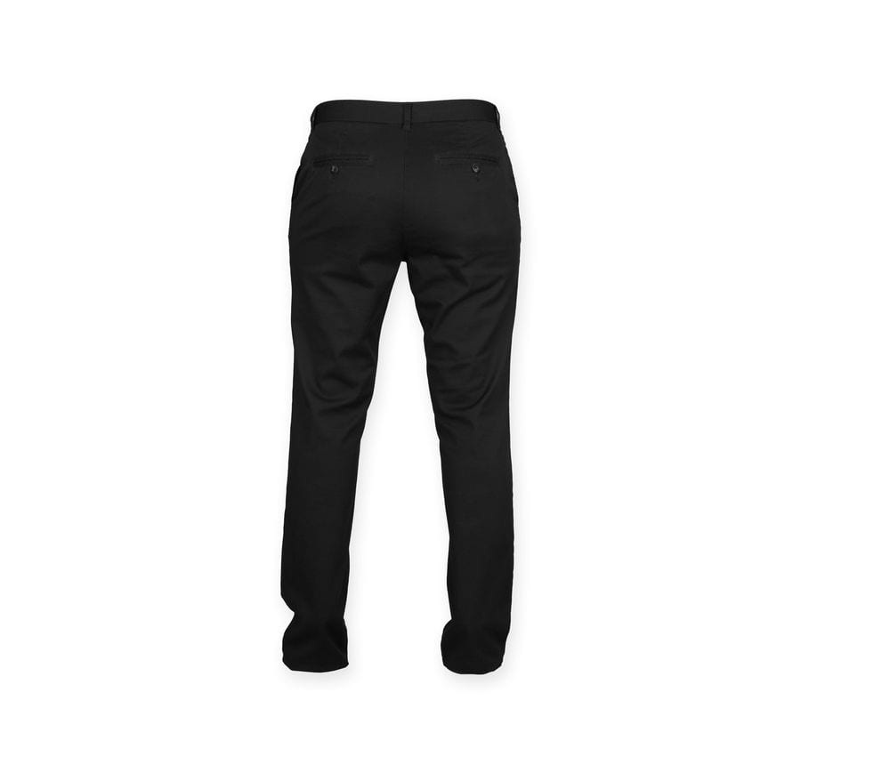 Front Row FR622 - Pantalon chino stretch  femme