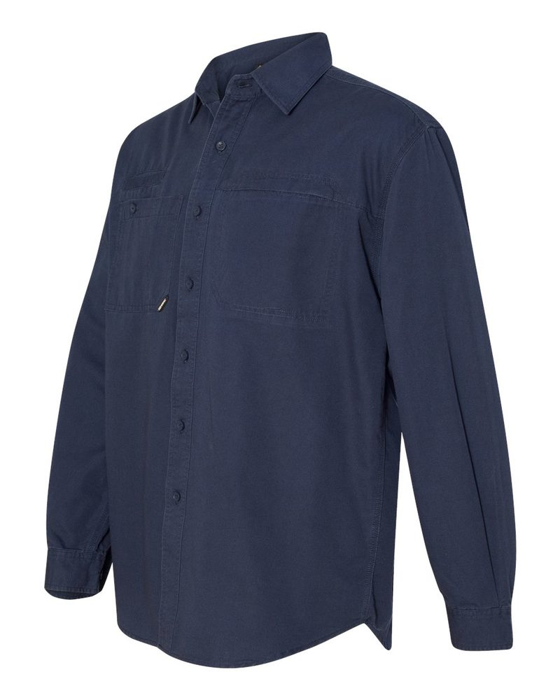 DRI DUCK 4342 - Mason Long Sleeve Shirt