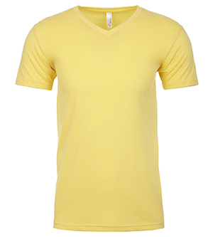 Midn. Next Level NL6440 Mens Premium 60/% Cotton//40/% Polyester Sueded V shirt