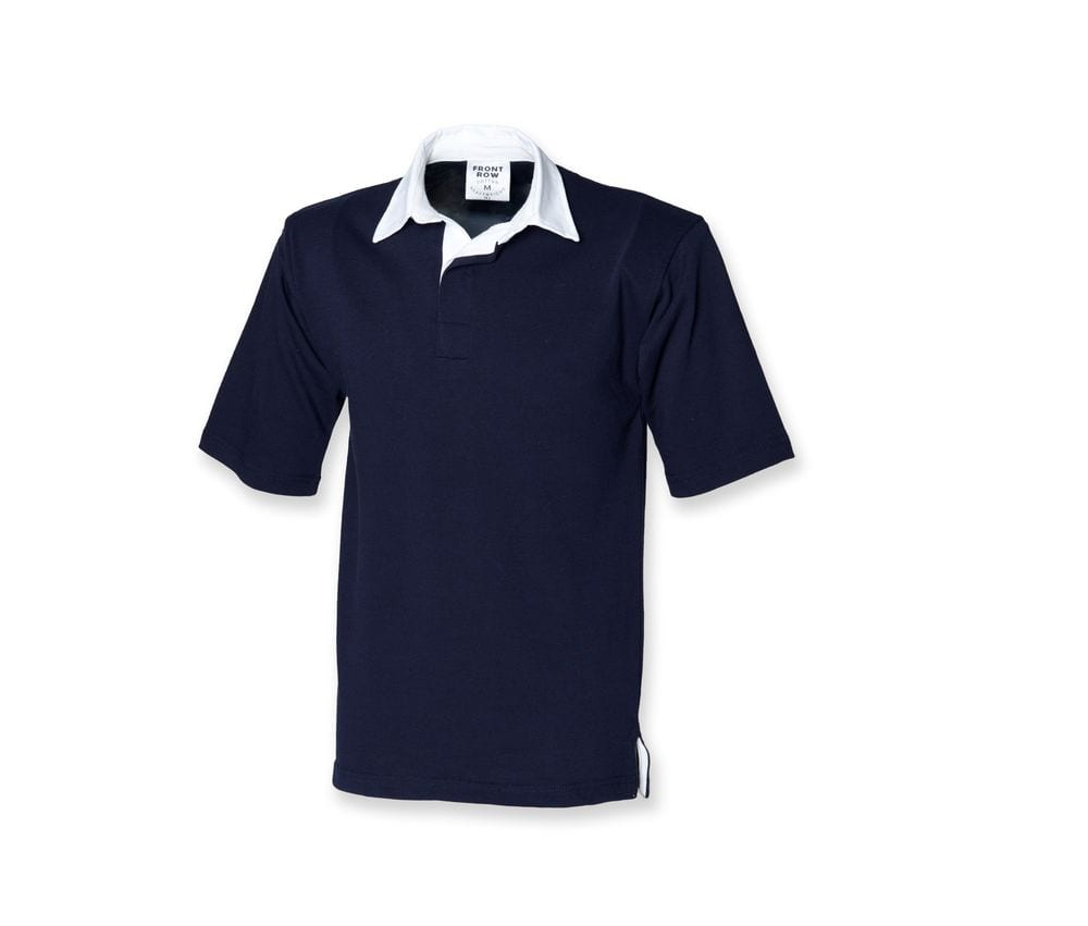 FRONT ROW FR003 - Rugby Shirt Manches Courtes