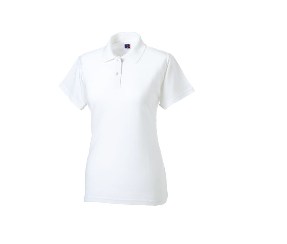 Russell JZ69F - Ladies' Pique Polo