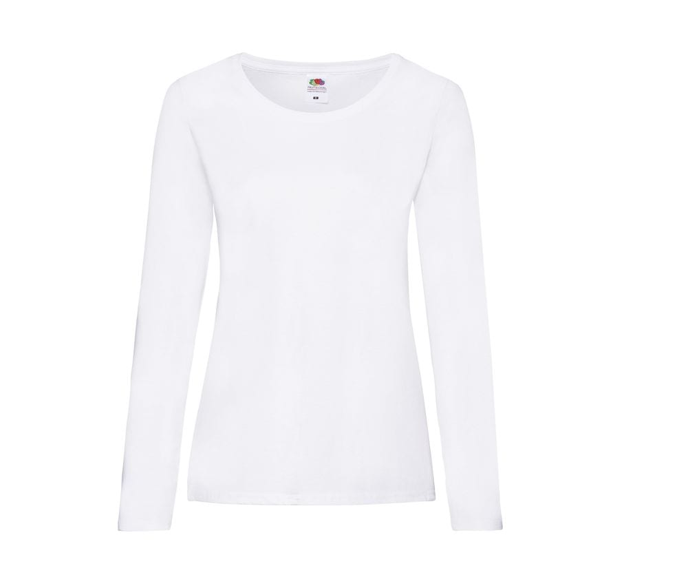 Fruit of the Loom SC504 - Lady Fit Long Sleeve