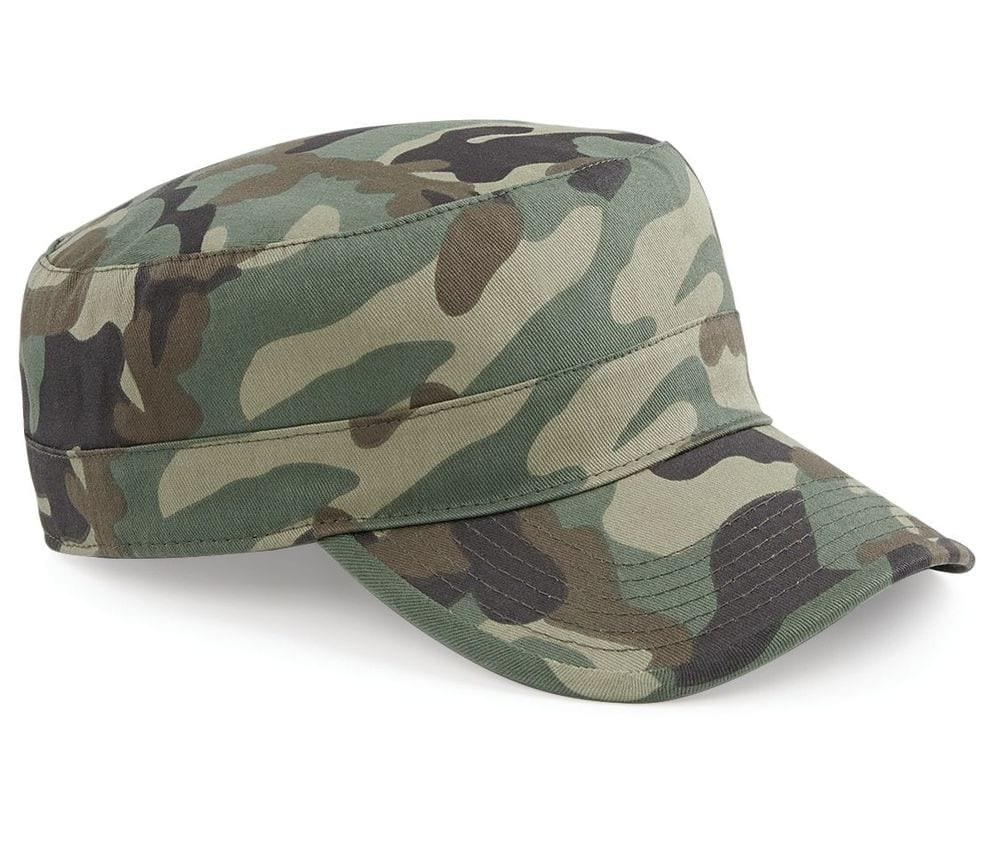 Beechfield BF033 - Camouflage Army Cap