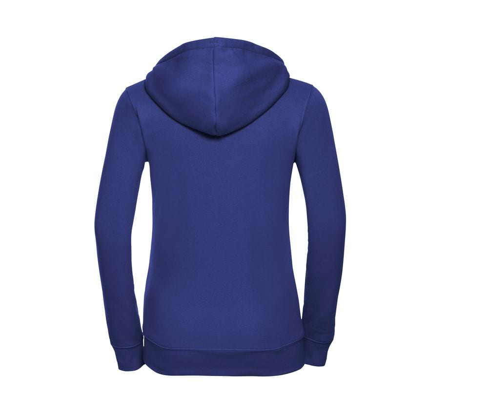 Russell JZ66F - Ladies' Authentic Zipped Hood