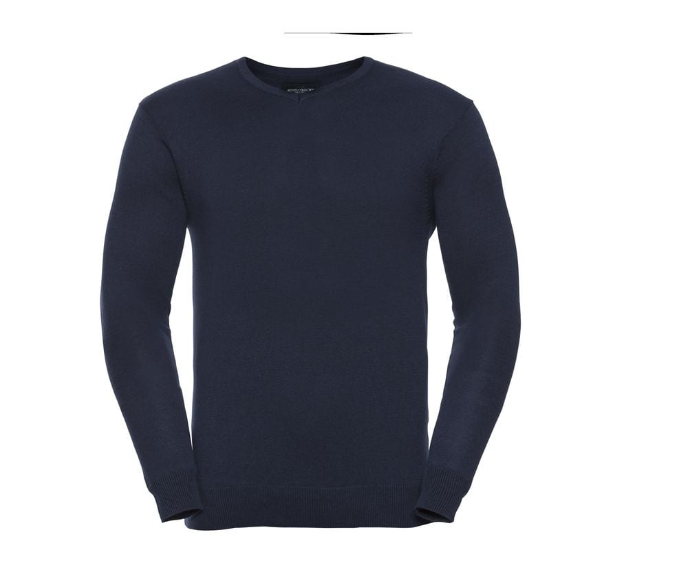 Russell Collection JZ710 - V-Neck Knit Pullover