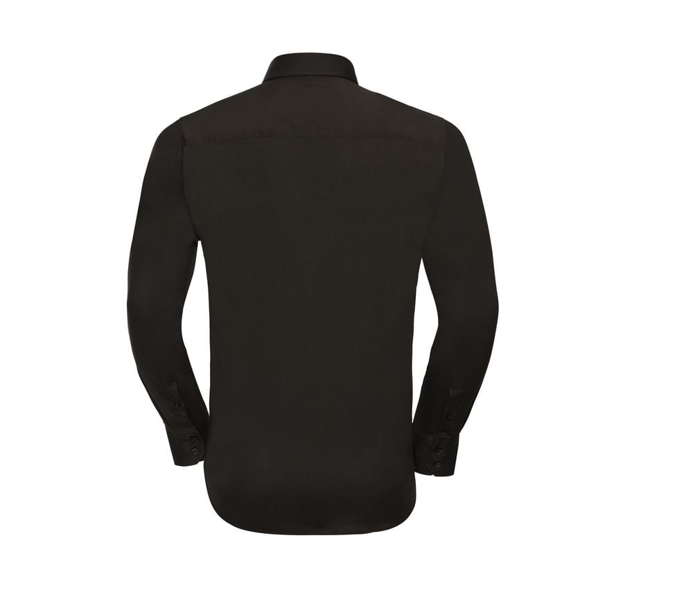 Russell Collection JZ946 - Men's Long Sleeve Fitted Shirt