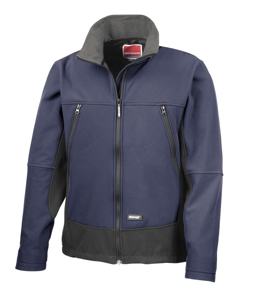 Result RS120 - Soft Shell Activity Jacket