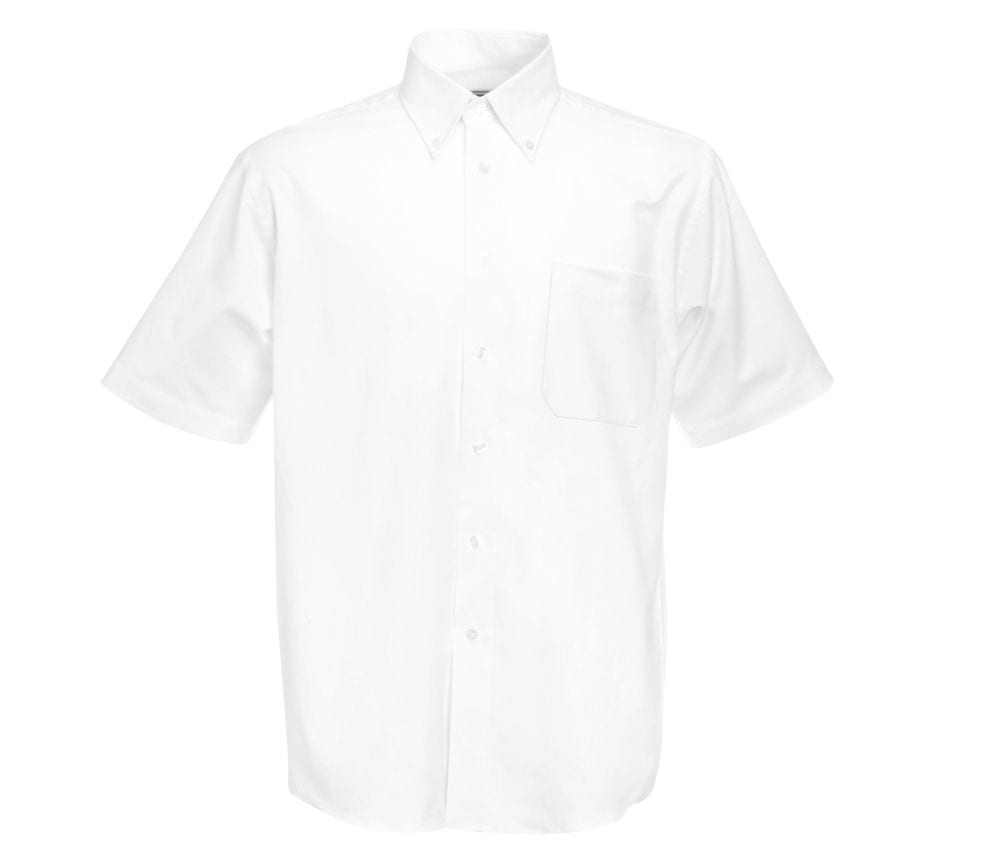 Fruit of the Loom SC405 - Oxford Shirt Short Sleeves (62-112-0)