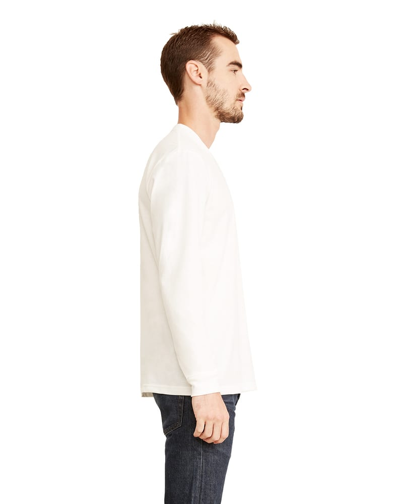 Next Level 6411 - Unisex Sueded Long-Sleeve Crew