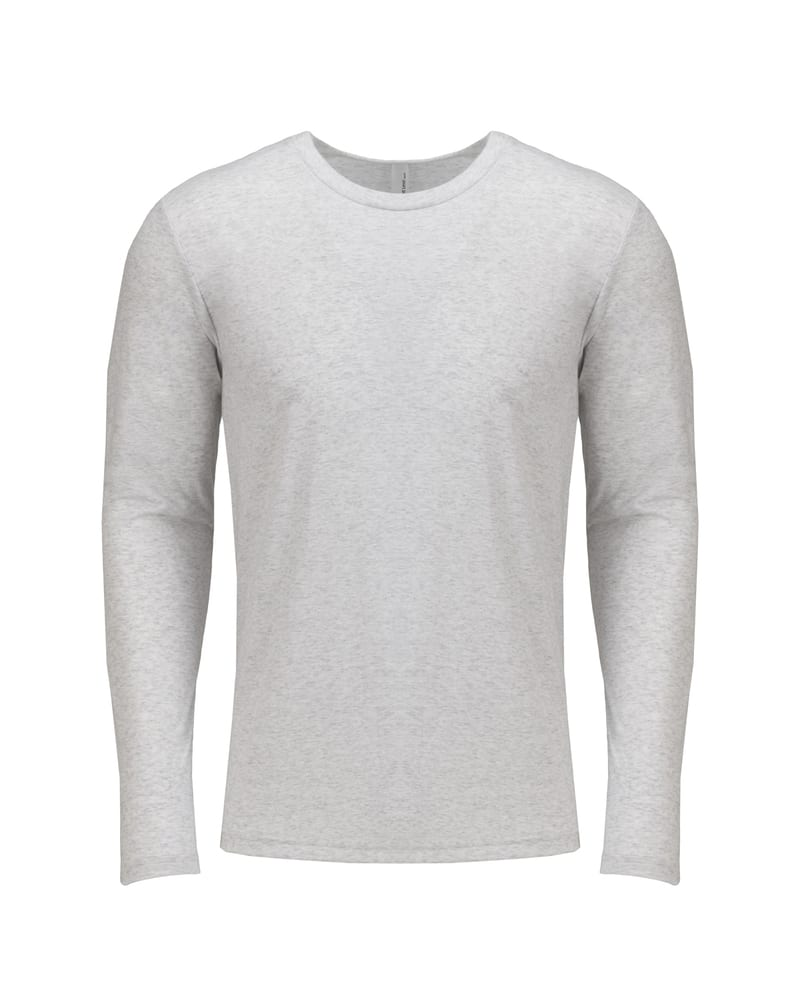 Next Level 6071 - Men's Triblend Long-Sleeve Crew