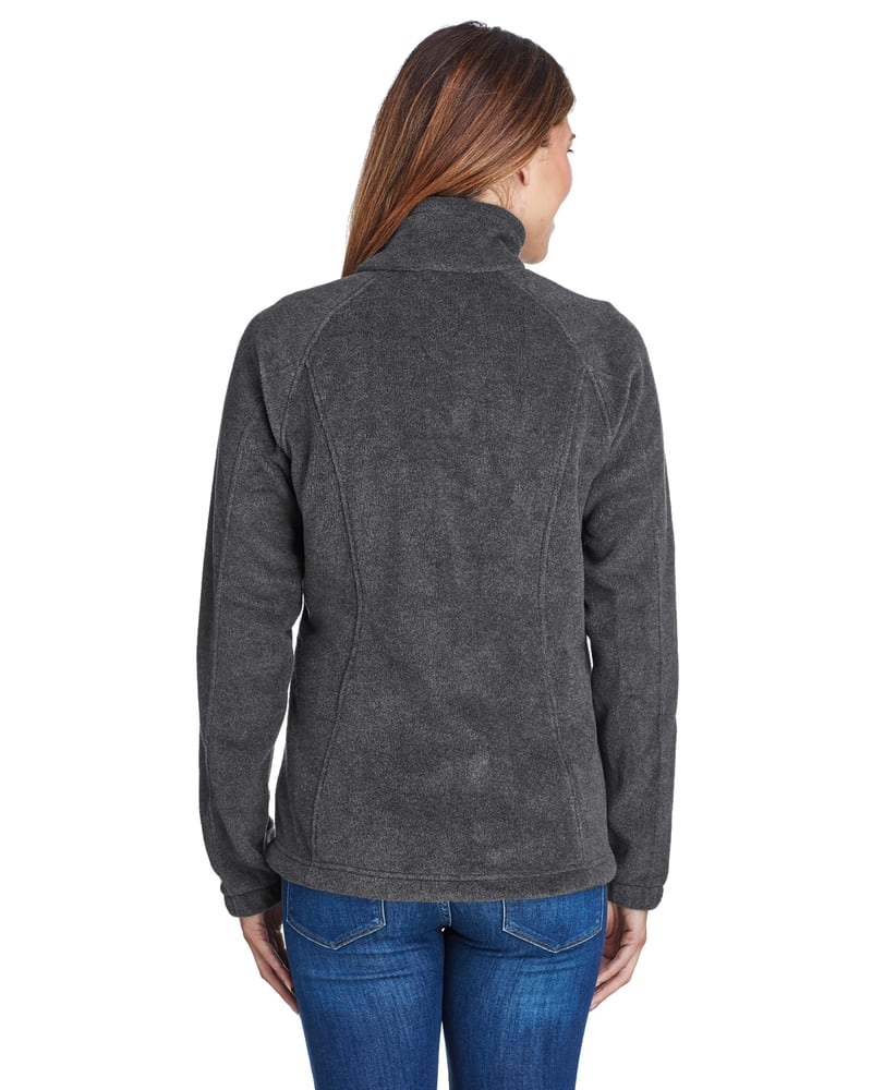 Columbia 6439 - Ladies Benton Springs Full-Zip Fleece