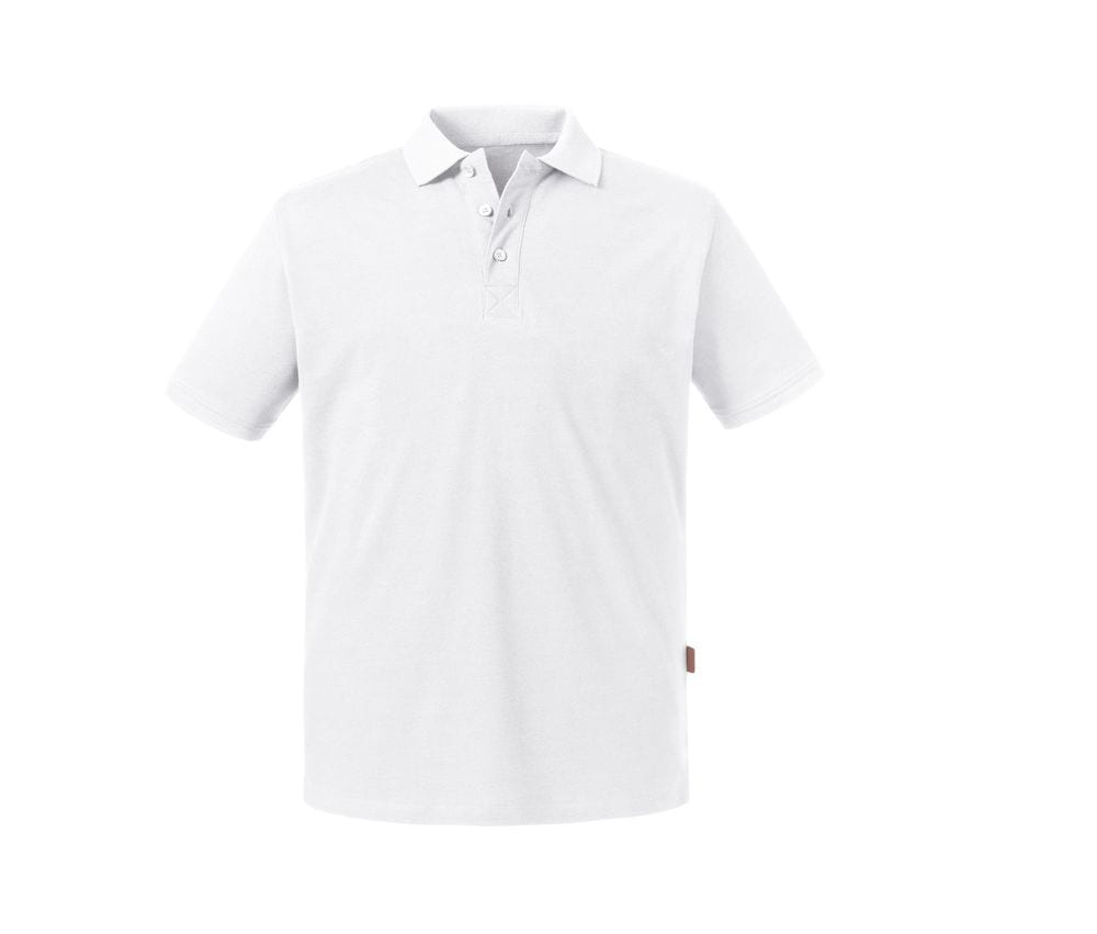 RUSSELL RU508M - Polo organique homme