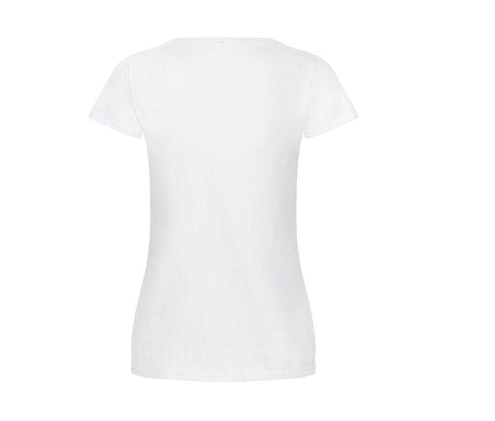 FRUIT OF THE LOOM SC1422 - Tee-shirt femme col rond