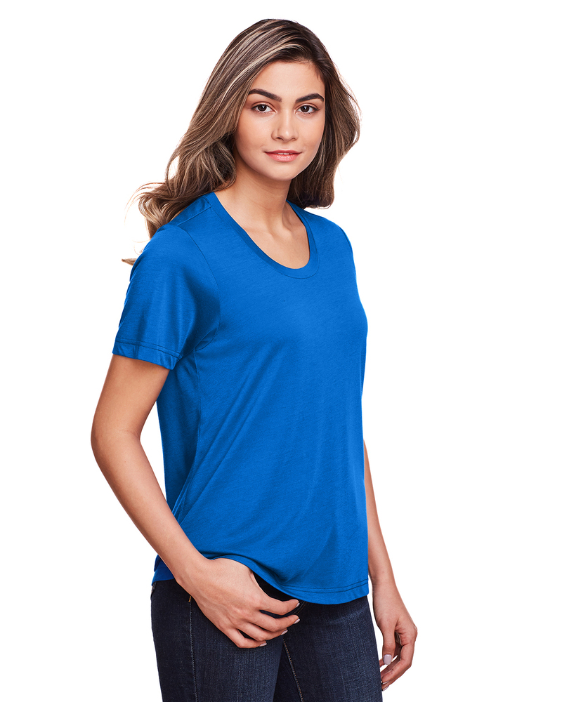 Core 365 CE111W - Ladies Fusion ChromaSoft Performance T-Shirt