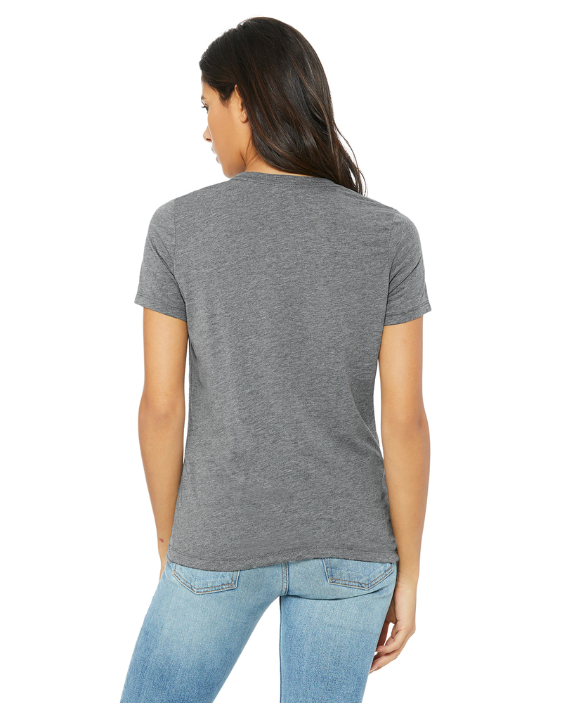 Bella+Canvas 6413 - Ladies Relaxed Triblend T-Shirt
