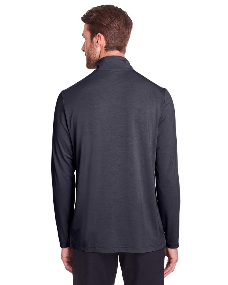 North End NE400 - Men's Jaq Snap-Up Stretch Performance Pullover