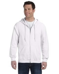 Gildan 18600 - FULL ZIP HOODED SWEATSHIRT 13.5 oz.