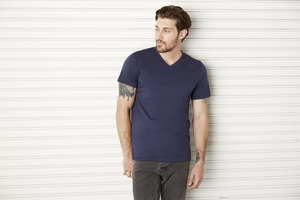 BELLA+CANVAS B3005 - Unisex Jersey Short Sleeve V-Neck Tee