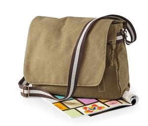 Quadra QD610 - Vintage Canvas Despatch Bag