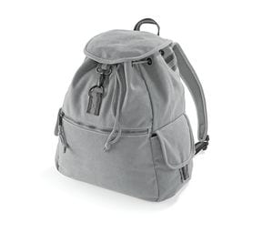 Quadra QD612 - VINTAGE CANVAS BACKPACK