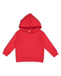 Rabbit Skins 3326 - Toddler 7.5 oz. Fleece Pullover Hood