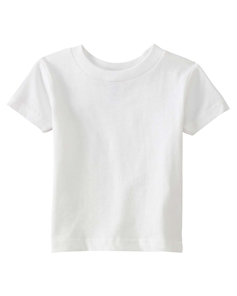 Rabbit Skins 3401 - Infant 5.5 oz. Short-Sleeve Jersey T-Shirt