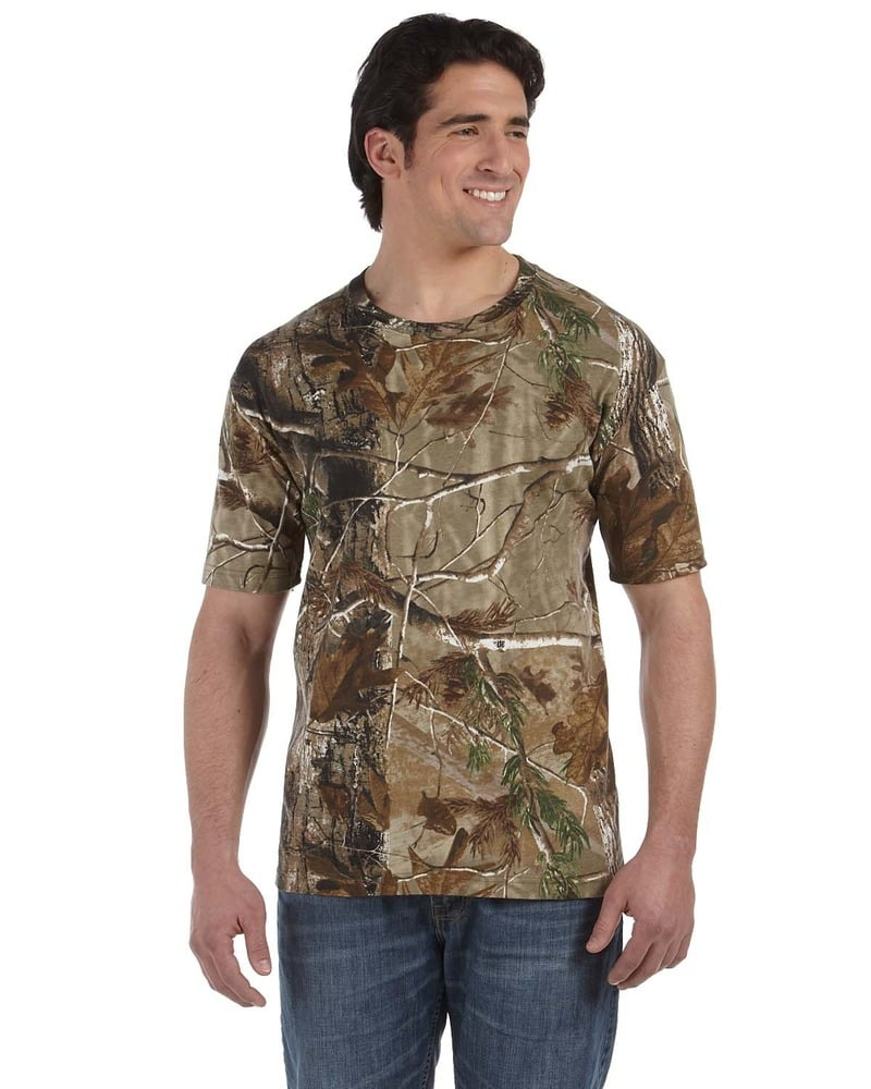 Code Five 3980 - Officially Licensed REALTREE® Camouflage Short-Sleeve T-Shirt
