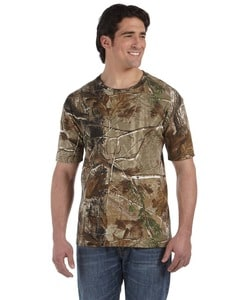 Code Five 3980 - T-shirt camouflage à manches courtes sous licence officielle REALTREEMD