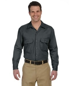 Dickies 574 - Mens 5.25 oz. Long-Sleeve Work Shirt