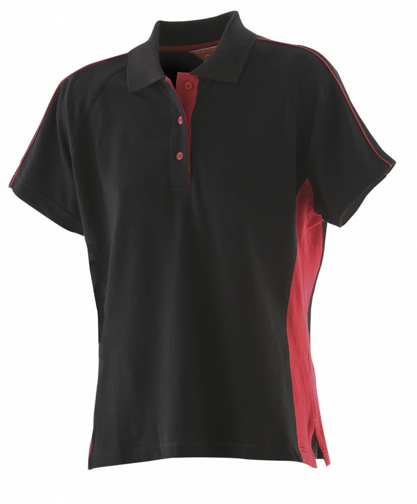 Finden & Hales LV323 - Ladies Sports Cotton Piqué Polo Shirt