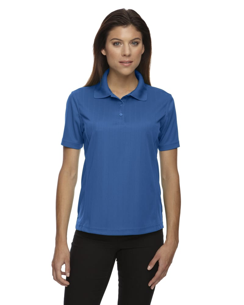 Ash City Extreme 75055 - Ladies' Eperformance™ Jacquard Pique Polo