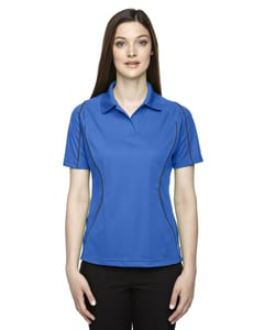 Ash City Extreme 75107 - VelocityLadies' Snag Protection Color-Block Polo With Piping