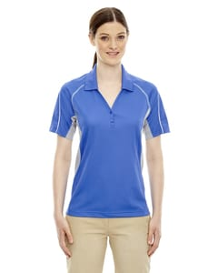 Ash City Extreme 75110 - Parallel Ladies Snag Protection Polo With Piping