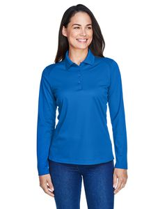 Ash City Extreme 75111 - Armour LadiesEperformance™ Snag Protection Long Sleeves Polo