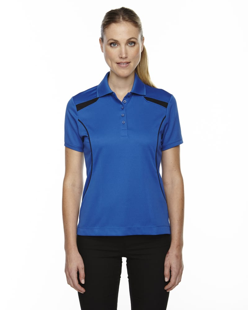 Ash City Extreme 75112 - Tempo Polo Ladies' Recycled Polyester Performance Polo