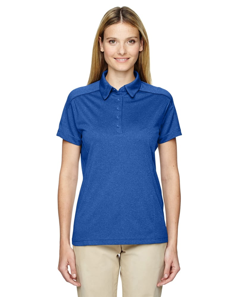 Ash City Extreme 75117 - Fluid Eperformance™ Melange Polo