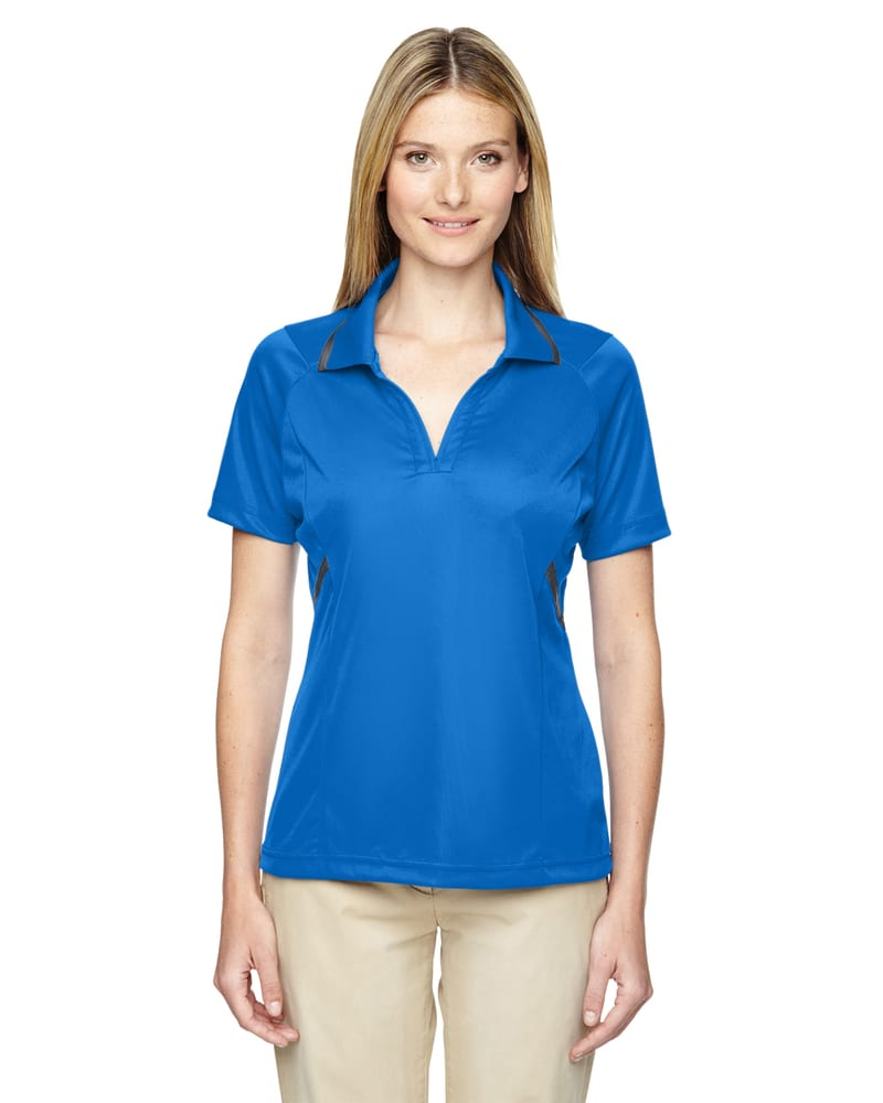 Ash City Extreme 75118 - Propel Ladies' Eperformance™ Interlock Polo With Contrast Tape