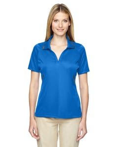 Ash City Extreme 75118 - Propel Ladies Eperformance™ Interlock Polo With Contrast Tape